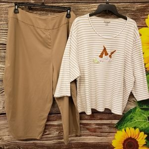 Serengeti/Blair 2pc Outfit 3XL Pre-owned